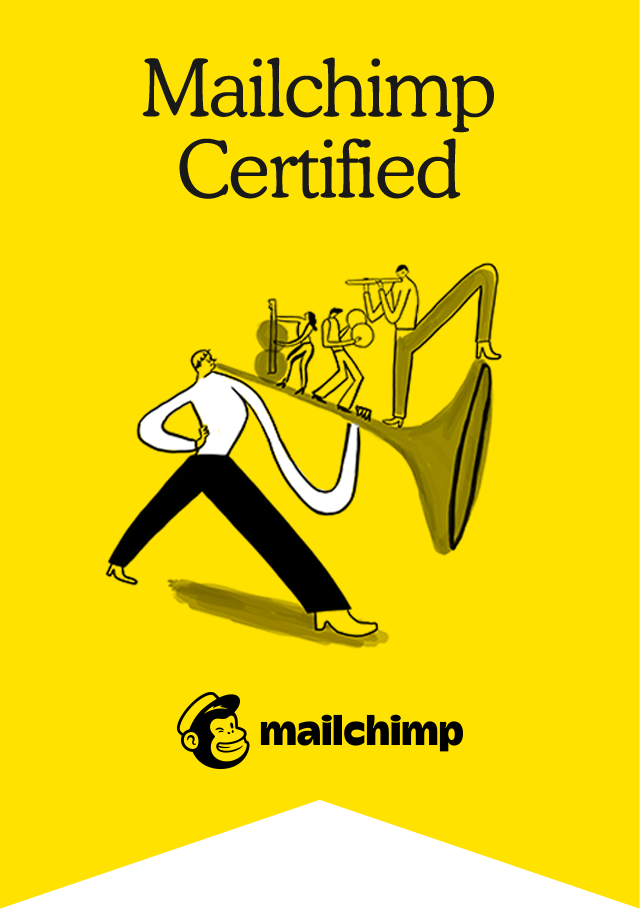 Mailchimp Certified Partners to provide email marketing services
